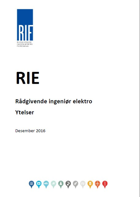 1902 - RIF ytelser elektro (RIE) (digitalt produkt)