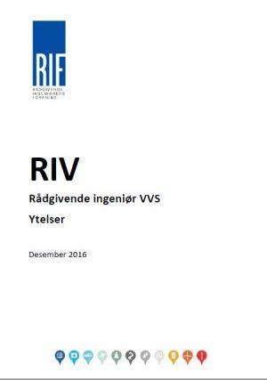 1903 - RIF ytelser VVS (RIV) (digitalt produkt)
