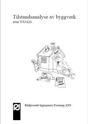 3035 - Tilstandsanalyse av byggverk etter NS 3424 (fysisk produkt)