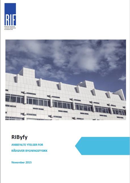 4417 - Anbefalte ytelser for rådgiver bygningsfysikk - Ytelsesveileder (digitalt produkt)