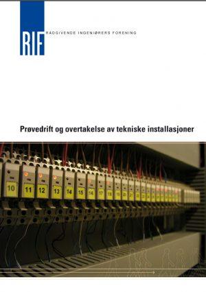 6602-S - Prøvedrift og overtakelse av tekniske installasjoner (digitalt produkt)