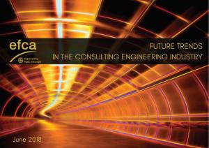 4450 - EFCA report future - Trends in the consulting engineering industry (digitalt produkt)